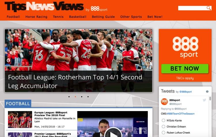 888 Blog Tips News Views